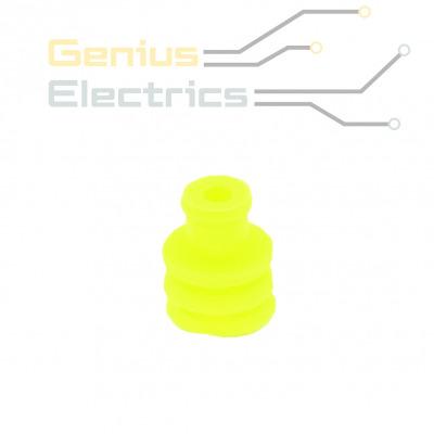 Superseal rubber geel