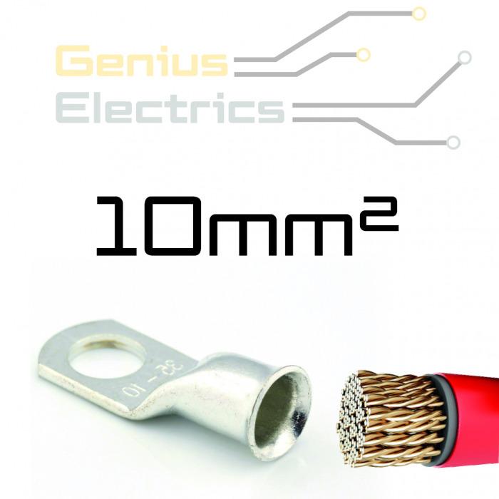 Buiskabelschoen voor 10mm² kabel