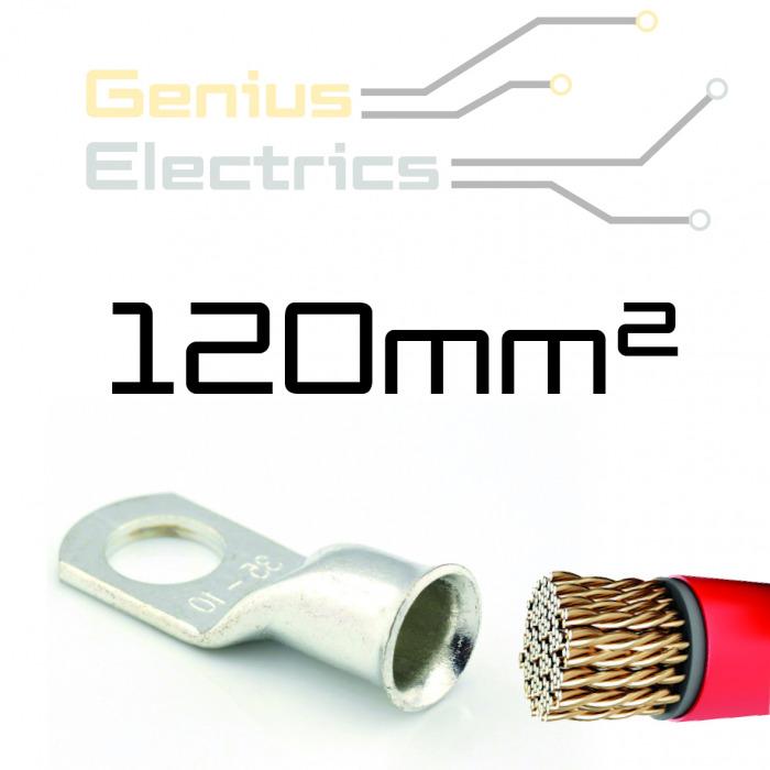 Buiskabelschoen voor 120mm² kabel