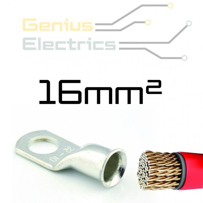 Buiskabelschoen voor 16mm² kabel