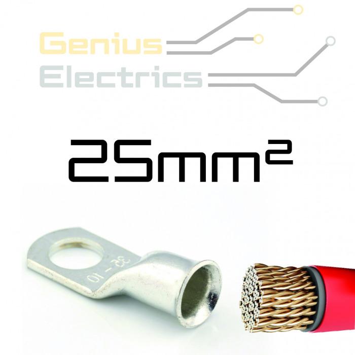 Buiskabelschoen voor 25mm² kabel