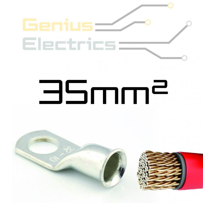 Buiskabelschoen voor 35mm² kabel