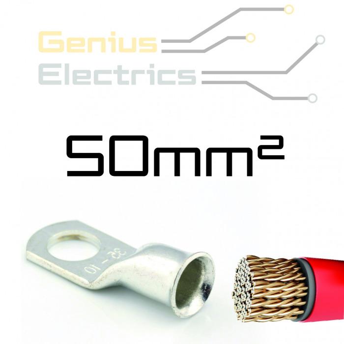 Buiskabelschoen voor 50mm² kabel