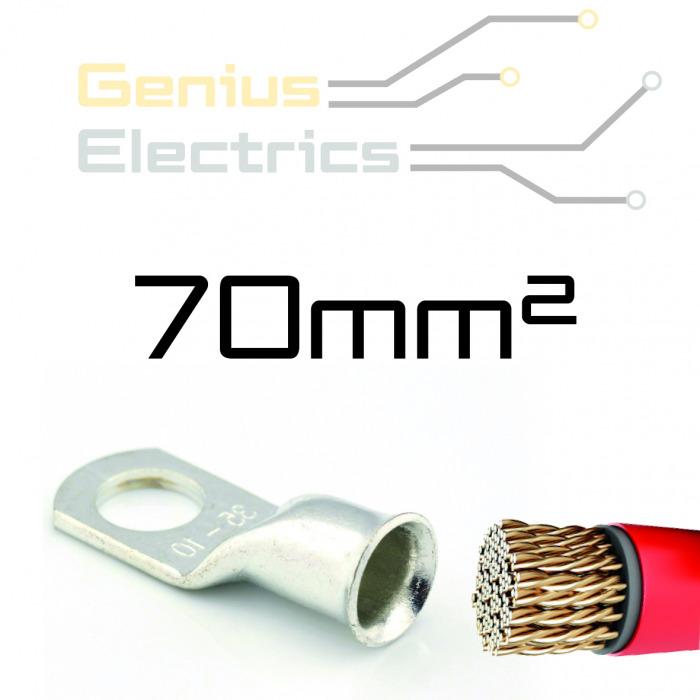 Buiskabelschoen voor 70mm² kabel