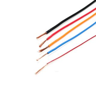 Enkel aderige draad / kabel