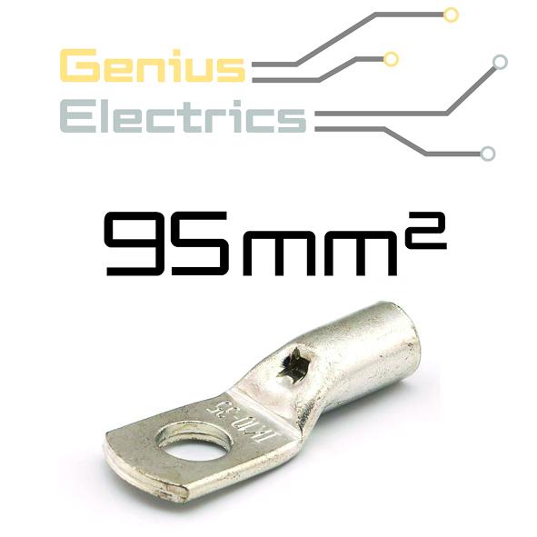 HD Buis kabelschoen voor 95mm² kabel