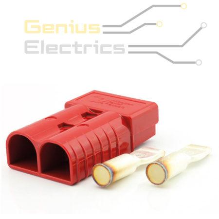 Anderson SB350 stekker connector rood