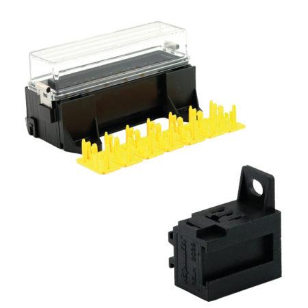Micro relais houders