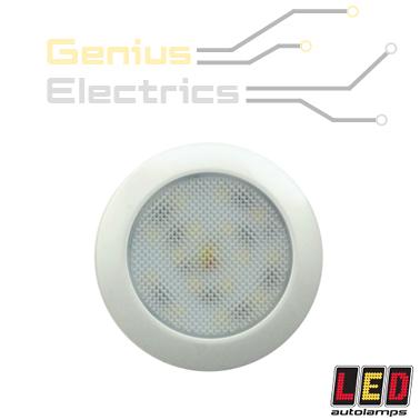 ronde laadruimte verlichting spot led autolamps