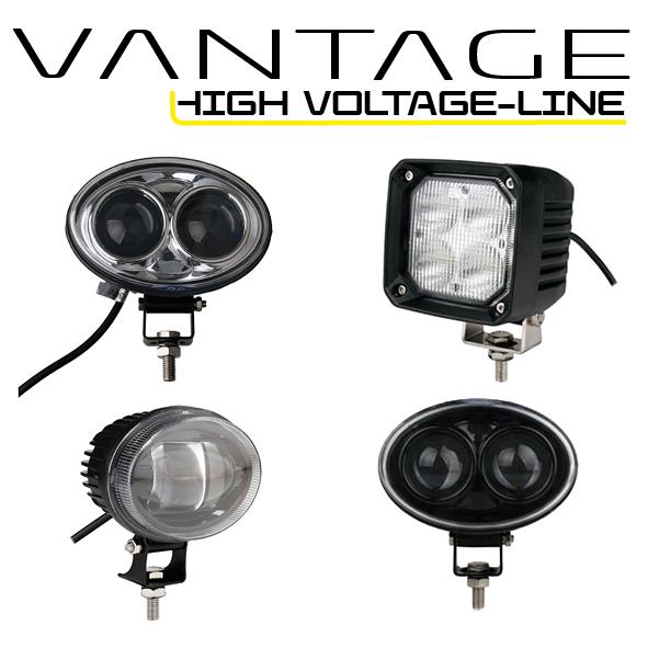 Vantage High Voltage line
