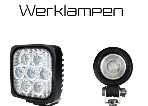 Vantage werklampen