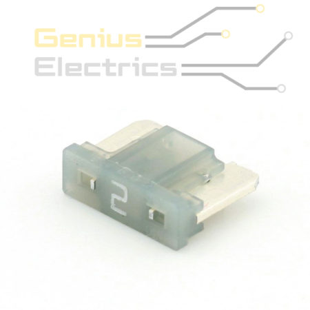 Micro steekzekering 2A