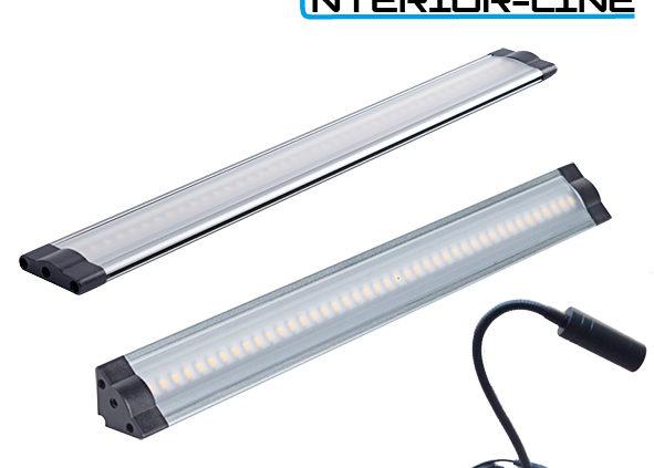 vantage Interior line bedrijfswagen interieur verlichting LED