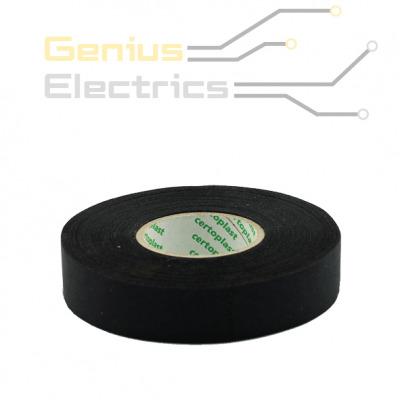 hittebestendige isolatie tape zwart