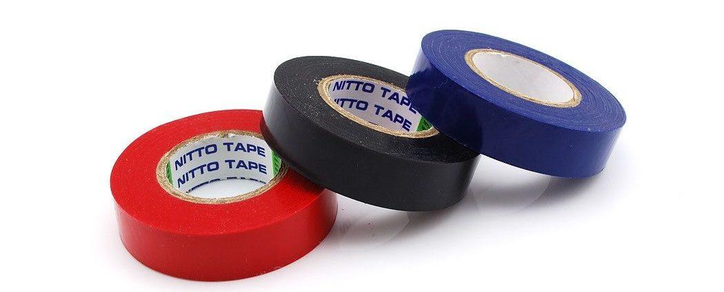pvc isolatie tape of pvc tape