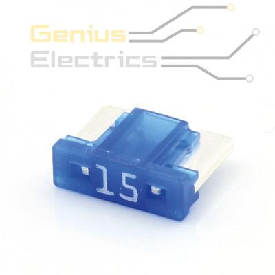 micro steek zekering 15A