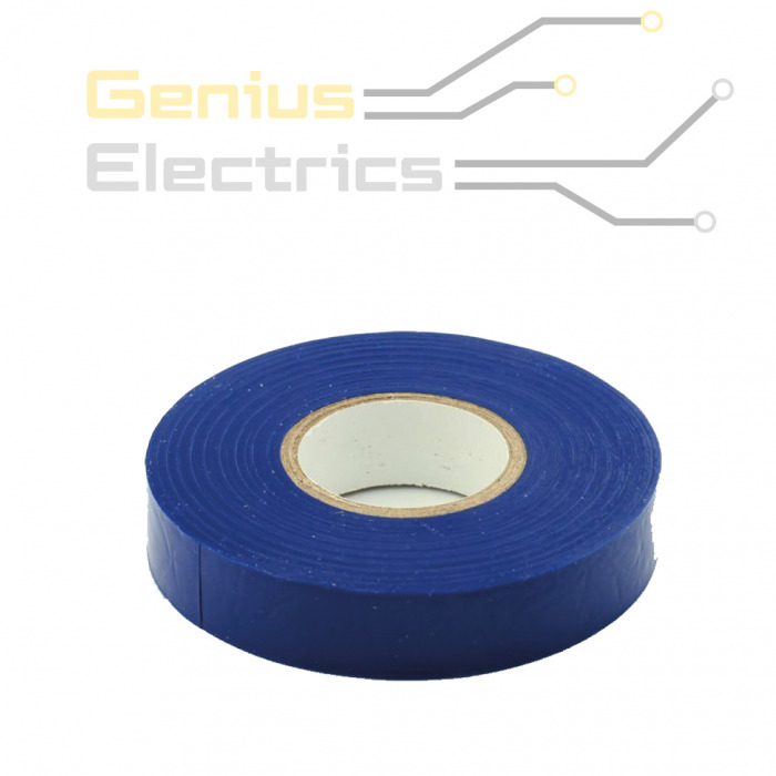 pvc isolatie tape blauw