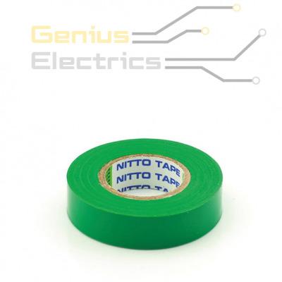 pvc isolatie tape groen