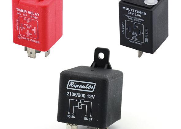 relais of relays