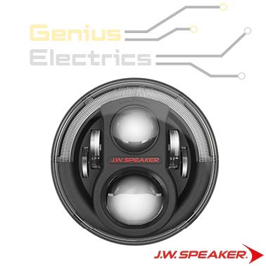 jw speaker led koplamp