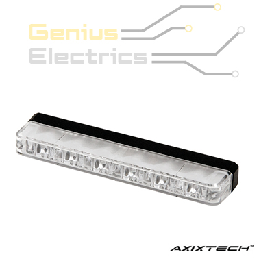 LED flitser compact axixtech es6