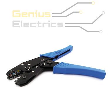 krimptang kabelschoen amp stekker