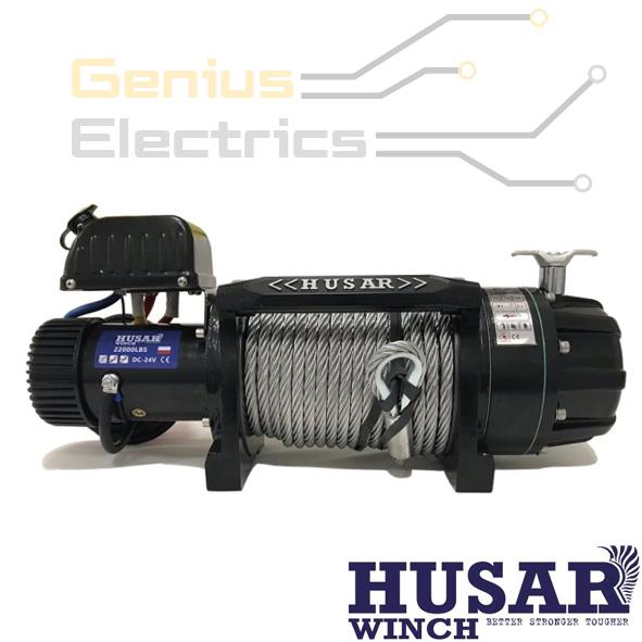 Husar winch bst s 22000 lbs elektrische lier